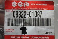 1968-1990 T125 350 GS450 SUZUKI (SB51) NOS OEM 08322-01087 WASHER