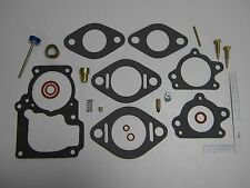 CHECKER MOTORS Carburetor Kit 1949-1963 A9A, A10A, B2 w/Cont. Zenith-1 BBL 228