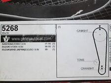 Suzuki Vitara 1.6 8 V 1988-00 Gates Dentada Timing Belt 5268