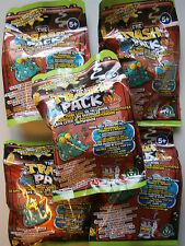 Trash Pack * 5 Tüten * Serie 4 * Müllbande * Preziosi * Neu * OVP *