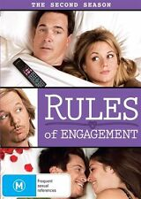 Rules Of Engagement Season 2 : NEW DVD
