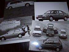 TOYOTA STARLET Corolla GT-i PRESS PACK PHOTOS 1987 Frankfurt IAA Prospekt MINT