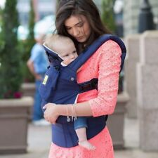 Lillebaby carrier Embossed Blue