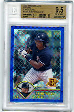 Robinson Cano 2003 Topps Traded Chrome X-FRACTOR #T200 - BGS 9.5 **RARE**