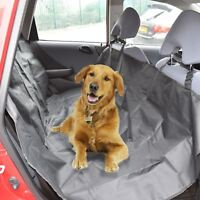 Waterproof Car Rear Back Seat Cover Pet Dog Protector Heavy Duty Boot Mat Liner