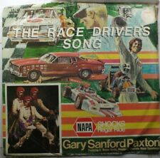 Rock Picture Sleeve 45 Gary Sanford Paxton & The American Warriors Division - Th