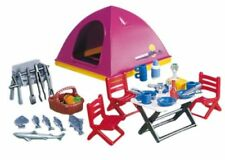 Playmobil Add On 7260 Tent and Camping Equipment
