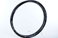 "PAIR 26"" MTB (559) SYNCROS DS28 BLACK GRUNGE DOUBLE WALL DISC BIKE RIMS 32 HOLE"