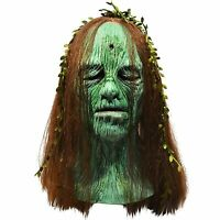 Adult Womens Creepshow Becky Swamp Monster Halloween Latex Costume Full Mask