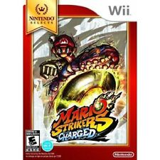 Mario Strikers Charged Nintendo Selects For Wii Soccer Game Only
