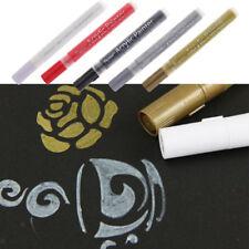 PITTURA Acrilica MARKER PEN PENNE Marker Penne a base d'acqua per legno tela di vetro
