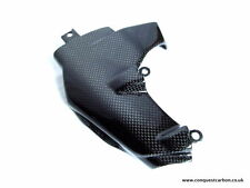 Ducati Monster 821 1200 Carbon Fibre Engine Panel RHS Gloss