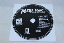 Mega Man Legends Sony PlayStation 1, 1998 Disc Only Not Mint