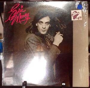 EDDIE MONEY Self-Titled Debut Album Released 1977 Vinyl/Record  Collection US