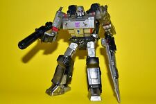 Hasbro Transformers War for Cybertron Netflix Edition Voyager MEGATRON Exclusive
