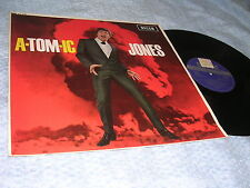 Tom Jones at-om-ic Jones (LP) UK Stereo orig EX/EX