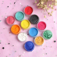 Art bath bomb pearl soap making Eye Shadow mica powder Soap Dye makeup pigment