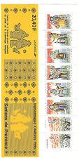 CARNET santons de provence 1995 NEUF** QUALITE LUXE YVERT N° BC 2982