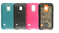 Otterbox Defender Series Protective phone Case For Samsung Galaxy S5