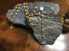 Jerusalem Rosary Holy Sepulchre, Holy Fire Candle, Stone of Unction pick 1