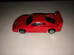 MAISTO Ferrari F40  rot