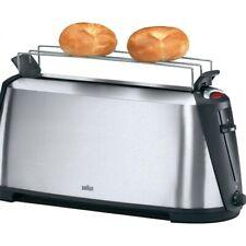 Braun HT600 Sommelier Langschlitz-Toaster