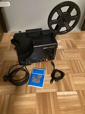 Super 8 Projektor Revue Lux Sound 310, Mit Mikrofon, Kabel, Spule