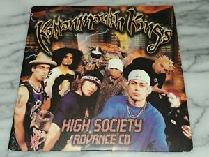 RARE KOTTONMOUTH KINGS HIGH SOCIETY ADVANCE CD INSANE CLOWN POSSE ICP