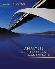 Analysis for Financial Management + S&P subscription card - Acceptable - Hig