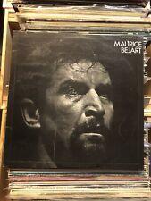 Igor Wakhevitch/ Maurice Bejart 'Maurice Bejart' Vinyl LP