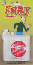 Fart Powder - Place This in a Hot Drink and Then Retreat Before The Farts Begin!