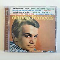 CLAUDE FRANÇOIS ♦ New REMASTERED French CD ♦ SI J'AVAIS UN MARTEAU (MONO+STEREO)