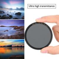Zomei Optical Glass Ultra Slim 58mm/67mm ND8/ND64/ND1000 ND Filters For DSLR BS