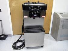 CROWN TAYLOR C713-33 ICE CREAM YOGURT MACHINE WATER COOLED 2 FLAVOR TWIST 3PH