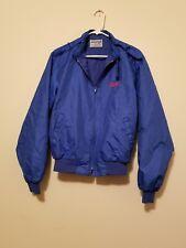 6bb5d973b85 Vintage Pepsi Swingster Blue Mens Windbreaker Jacket USA 1980 s size ...