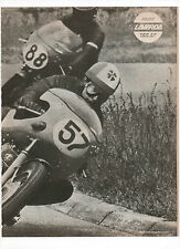 Pubblicità 1972 MOTO MOTOR LAVERDA 750 SF advertising publicitè werbung reklame