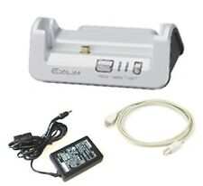 Casio CA-22 Cradle & AC Adapter for Ex-s3 Exilim camera