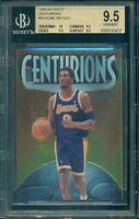 1998-99 Topps Finest Kobe Bryant Centurions /500 BGS 9.5 w/ 10
