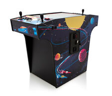"""Space Race"" Cocktail Arcade Machine With 250+ Arcade Classics"