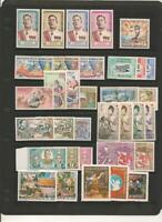 Laos Stamp Collection Mint Never Hinged