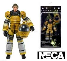 Action figure Alien Isolation Amanda Ripley Compression suit Serie 6 Neca Aliens