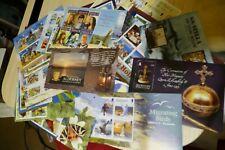 31  Alderney UK commemorative miniatures of postage stamps postal philately