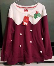 George Ladies Christmas Jumper Ladies Size 16