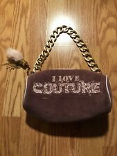 Juicy Couture Purse I Love Couture