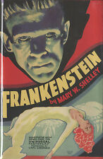 FRANKENSTEIN-MARY SHELLY-PHOTOPLAY W/DUST JACKET-A VERY NICE COLLECTABLE-NICE!