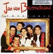 (BE432) Jan Van Brusselband, Theezakje - 1998 CD