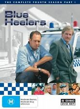 BLUE HEELERS - Complete Series Four Part Two 5 x DVD Set Fourth Season 4 Pt 2