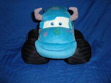 "Disney Store Cars Sulley Car Plush 7"""