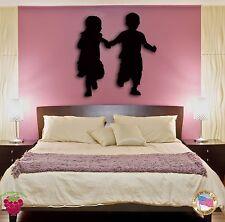 Wall Stickers Kids Family Bedroom Modern Decor z1277