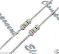 10pcs - Vishay(Roederstein) MK2 499K ohm 0.6W 1% 50ppm Metal Film Resistor